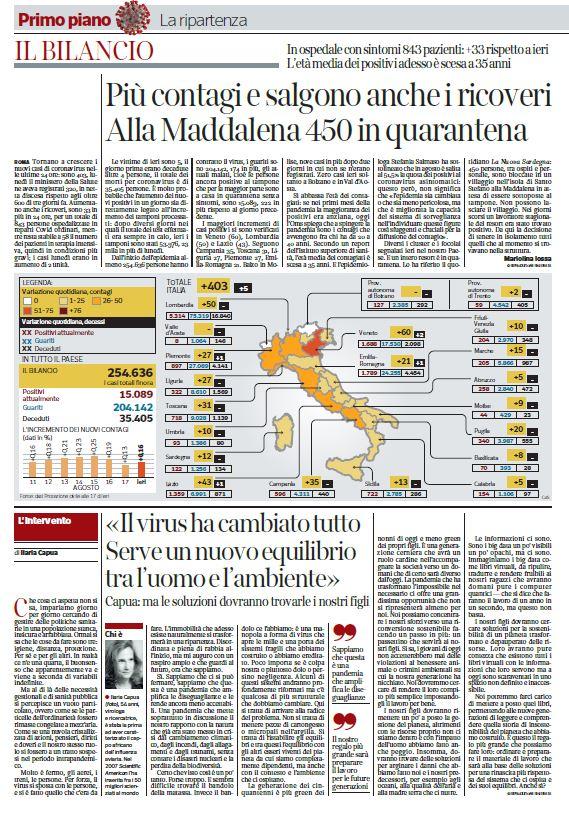 Ilaria Capua - Media & Press