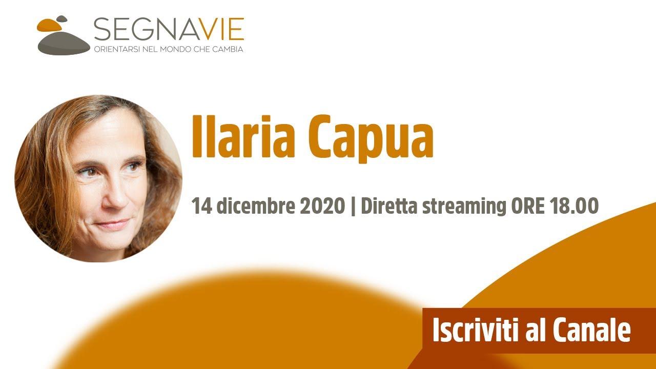 Eventi - Ilaria Capua
